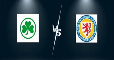 Dự đoán tỷ lệ Wurzburger vs Darmstadt (23h30 ngày 20/4)