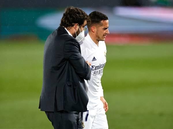 Tin thể thao 12/4: Real Madrid hụt quân sau trận thắng Barcelona