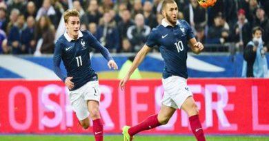 Nhận định bóng đá giữa Pháp vs Wales, 2h05 ngày 3/6
