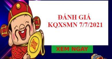 dự đoán KQXSMN 7/7/2021