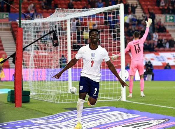 Bóng đá QT tối 3/7: Saka khó đá trận Ukraine vs Anh
