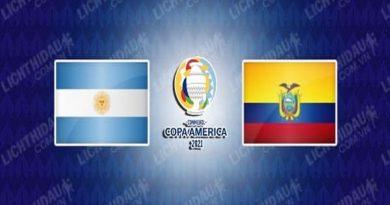 Soi kèo Argentina vs Colombia – 08h00 07/07/2021, Copa America