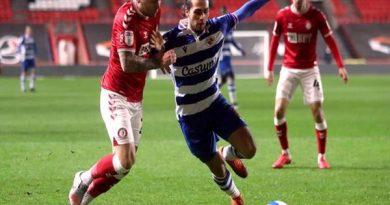 Dự đoán kèo Châu Á Reading vs Bristol City (2h00 ngày 18/8)