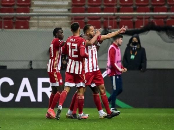 Nhận định tỷ lệ Olympiakos vs Ludogorets (2h00 ngày 4/8)