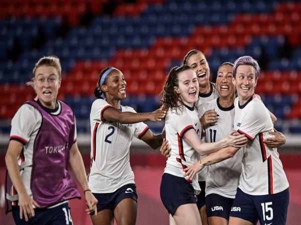 Nhận định tỷ lệ Nữ Mỹ vs Nữ Canada, 15h00 ngày 2/8 - Olympic 2020