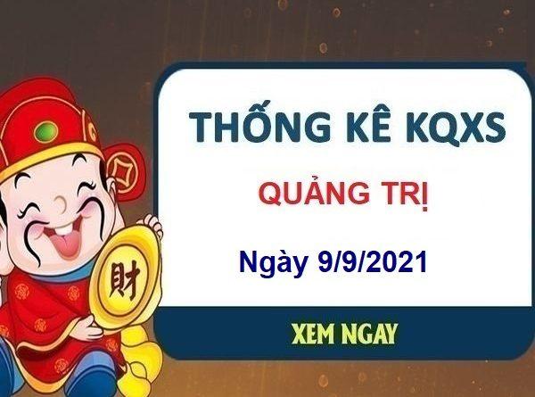 Vài nét thống kê KQXSQT ngày 9/9/2021 hôm nay thứ 5