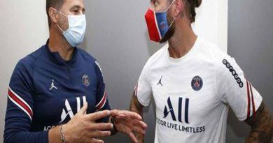 Tin thể thao 18/10: PSG liệu có sai khi mua trung vệ Sergio Ramos